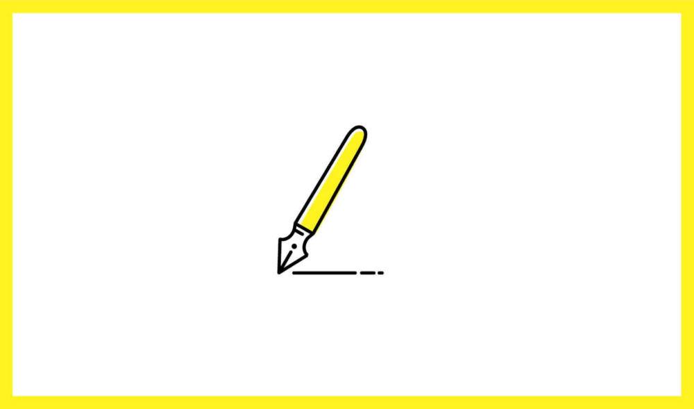 【ロゴ作りのコツ】余白を意識してワンランク上を目指そう